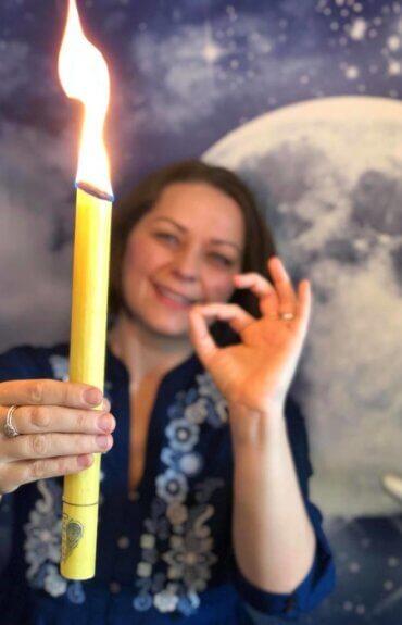 Pomocníci v bolesti i trápení: tělové svíce